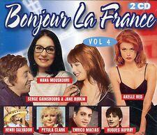 Bonjour la France vol. 4 (2 CD)