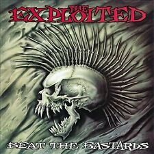 Beat the Bastards [Digipak] by The Exploited (CD, Mar-2014, 2 Discs, Nuclear...