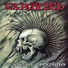 - Beat the Bastards The Exploited CD / DVD LTD DIGIPAK -