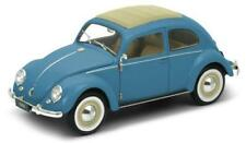 NEX Models 1:18 VOLKSWAGEN BEETLE CLASSIC in BLUE High Detail Model: Approx 12""