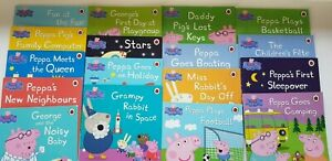 PEPPA PIG Favourite Stories 17 Books BUNDLE Children home learning reading
