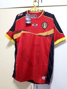 Belgium National Football Team Home Jersey 12/13, BNWT, (Tightfitting Sizes)