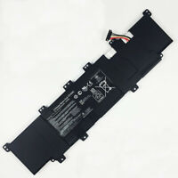 hot Battery For Genuine Asus C31-X502 C31 S500C S500CA PU500C V500C 44Wh 6C new