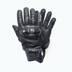 Husqvarna By Rev'it Pilen Leather Motorcycle Sport Gloves New