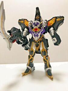 Power Rangers Mystic Force Magiranger DX WOLF KING Wolkaiser Megazord Babdai F/S
