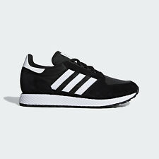 Chaussures Adidas Forest Grove Taille 42 2/3 B41550 Noir