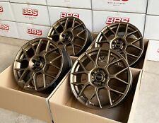 BBS XR Bronze 4 Felgen 18 Zoll XR0106 für Audi TT Typ 8S mit ABE