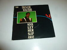 "TREVOR WALTERS - Never Let Her Slip Away - 1984 UK 2-track 7"" Vinyl Single"