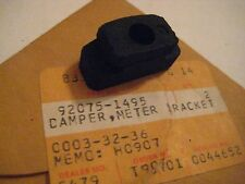 KAWASAKI ZX1100/ZX1000/ZX900/ZX750/TURBO/ZX600/EX500 METER BRACKET DAMPER NOS!