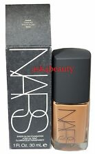 Nars Sheer Glow Foundation (Shade Dark3 Trinidad 6054) 1oz/30ml New In Box
