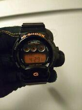 Casio Watch G-Shock Tough Solar Radio Multiband 6 GW-6900B Orange Black Glossy