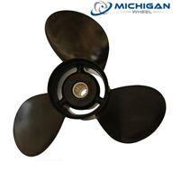 Michigan Match 15 1/4 x 15 031023 Aluminum Propeller For Honda 115 - 250HP