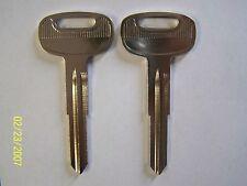 Hino Heavy Duty truck key blanks 2005-2009