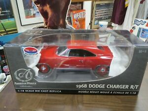 1968 Dodge Charger R/T Hemi-American Muscle Scale Models-1:18 Scale