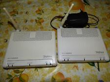 Coppia di Router ADSL / WiFi AMPER XAVI 7968R e 7868R (il top per ADSL Tiscali)