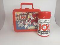 Disney's 101 Dalmatians, Aladdin Plastic Lunch Box W/ Thermos & Cruella Deville