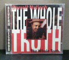Darrell Nulisch : The Whole Truth    (CD)    LIKE NEW     DB 2763