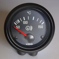 VDO Cockpit international Getriebe Öltemperaturanzeige