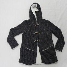 Roxy Girls Once More Jacket Hood Sz 10/M