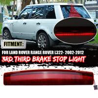 For Range Rover L322 Rear Tailgate Spoiler Brake Light Lamp Stop LED XFG000040