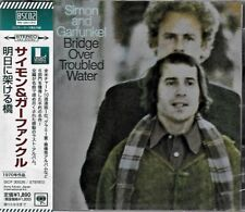 SIMON & GARFUNKEL BRIDGE OVER TROUBLED WATER CD+2 2013 JAPAN RMST BLU-SPEC CD2