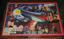 Star Trek, 1000 Piece F.X. Schmid Puzzle Complete, Very Good Condition