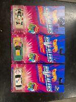 Lot Of 3 HOT WHEELS - - 1992 - DAIRY QUEEN REVEALERS - ZENDER FACT , Bens