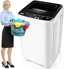 Washing Machine Portable Washer Full-Automatic Home Compact Laundry Spin Dryer