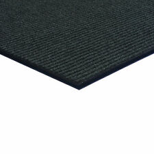 Herco 3' x 4' Indoor Outdoor Ribbed Carpet Entrance Mat