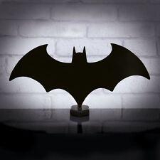 Luz De Eclipse oficial De Batman Gotham Bat señal USB Lámpara de Escritorio Dc Comics Merch