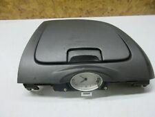 Infiniti I35 Dash Top Clock Cover Gray Storage Bezel Trim 02 - 04 #3190