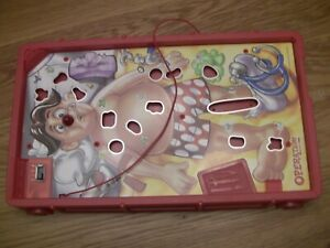 Operation Silly Skill Game Replacement Parts-Board