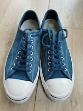 Converse Jack Purcell UK7.5 EUR42 Azul Nubuck