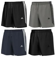 Adidas Essentials Chelsea Mens Shorts 3 Stripes Climalite Sports Gym Running