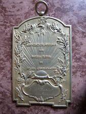 ANCIENNE MEDAILLE BRONZE DE 1906