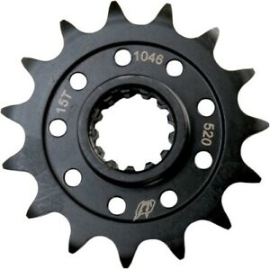 Driven Racing Front Sprocket - 15T 1046-520-15T 57-6898 1212-0860