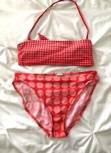 Bill Blass Vintage 1990s Polka Dot Bikini