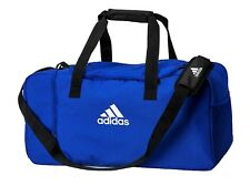 Adidas TIRO Large Duffle Bags Training Running Blue Black GYM Bag Sacks DU1984