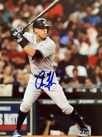 Aaron Judge Autographed Signed 8x10 Photo ( Yankees ) REPRINT ,