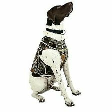 Team Realtree Neoprene Dog Camo Hunting Vest Large Rtmax4 Chest Protector