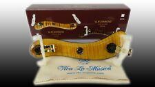 Viva La Musica DIAMOND Ahorn HELL Schulterstütze 4/4 Geige Violin Shoulder Rest