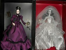 HAUNTED BEAUTY MISTRESS OF THE MANOR ZOMBIE BRIDE BARBIE DOLL GOTHIC HALLOWEEN
