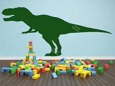 Gigante T-Rex Tiranosaurio Dinosaurio Adhesivo de pared niños decoración