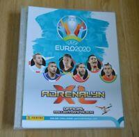 Panini Adrenalyn XL Uefa Euro EM 2020 Sammelmappe Sammelordner Binder leer