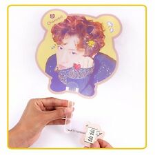 Portable KPOP EXO Park Chanyeol PVC Hand Fan Summer Handmade Cute