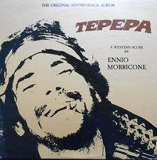 ENNIO MORRICONE TROIS POUR UN MASSACRE-TEPEPA LP US