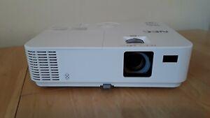 NEC - V332W - HD Projector - DLP technology - Pristine Condition.