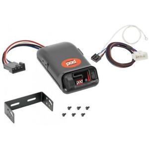 Trailer Brake Control for 16-20 Tacoma 15-20 Tundra w/ Plug Play Wiring Module