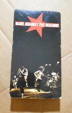 Rage Against the Machine VHS