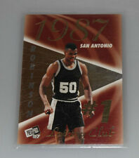 1997 Press Pass david robinson 1987 Lottery club #1 LC 1b